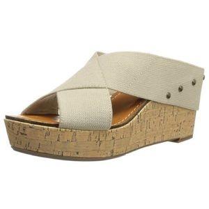 Madeline | Adonis Wedge Sandal